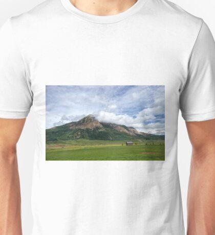 Crested Butte, Colorado Unisex T-Shirt