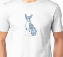 China Boston Terrier Unisex T-Shirt