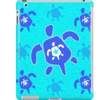 Turtles Swimming iPad Case/Skin