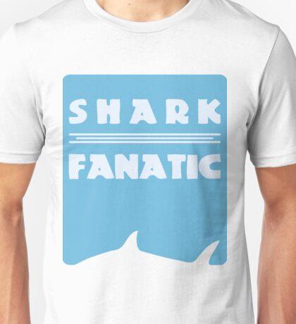 Shark fanatic Unisex T-Shirt