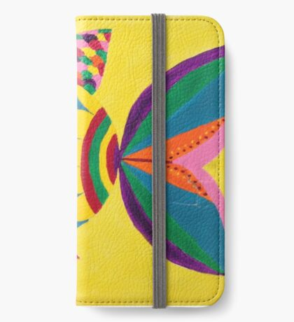 Love Bubble Rainbow Fish iPhone Wallet/Case/Skin
