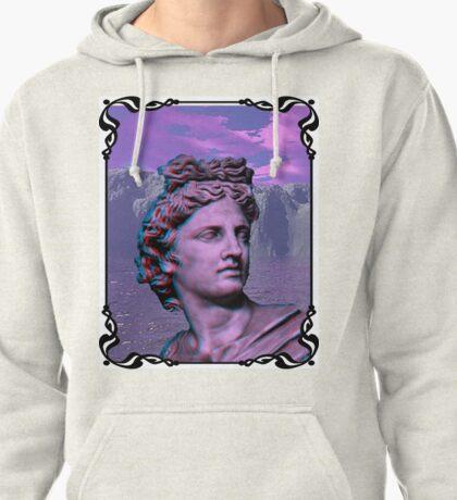 Greek God Design (Re-upload) Pullover Hoodie