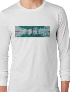 Trees into Forests-Acrylic Long Sleeve T-Shirt