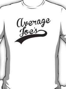 AVERAGE JOE'S TSHIRT Funny DODGEBALL GYM TEE Vintage SCHOOL MOVIE TEE DODGE BALL T-Shirt