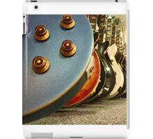 Keep the Music Playing iPad Case/Skin