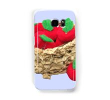 Pom Pom Apples Samsung Galaxy Case/Skin