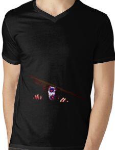 EVIL DEAD - CELLAR 80's Mens V-Neck T-Shirt