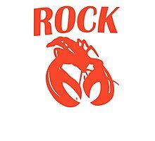 B52 Rock Lobster Retro Black T-shirt Sz S M L XL Photographic Print