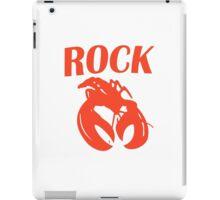 B52 Rock Lobster Retro Black T-shirt Sz S M L XL iPad Case/Skin