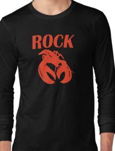B52 Rock Lobster Retro Black T-shirt Sz S M L XL Long Sleeve T-Shirt