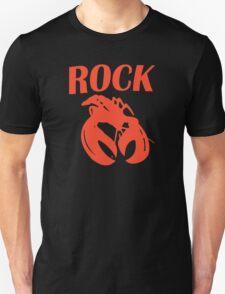 B52 Rock Lobster Retro Black T-shirt Sz S M L XL Unisex T-Shirt