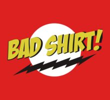 bazinga bad shirt by gaybagel