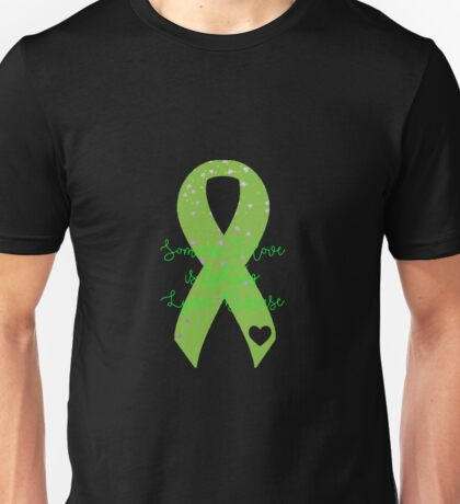 Someone I Love Is Fighting Lyme Unisex T-Shirt