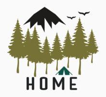 Mountain Home Kids Tee
