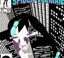 Spider-Gwen by Shadowmark