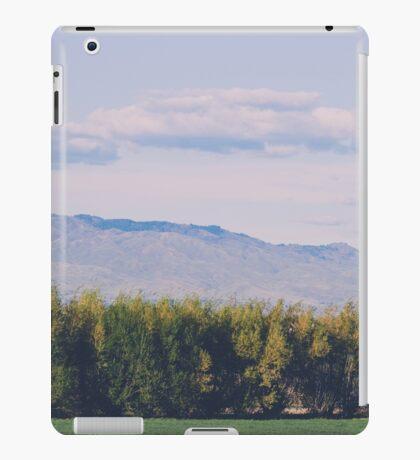 Scenic Spring iPad Case/Skin
