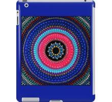 Crystal Blue iPad Case/Skin