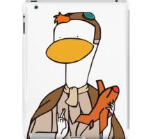 Launchpad Is My Co-Pilot iPad Case/Skin