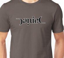 Daniel ambigram Unisex T-Shirt