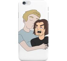 Snuggle Struggles iPhone Case/Skin