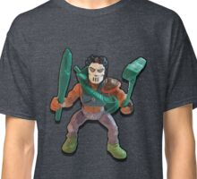Playmates Casey Jones...No More Badassery Needed Classic T-Shirt
