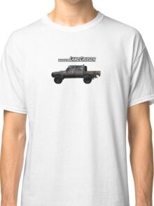 Toyota Landcruiser 79 Dual Cab Classic T-Shirt