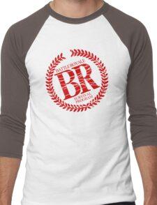 Battle Royale Survival Program Japanese Horror Movie T shirt Men's Baseball ¾ T-Shirt