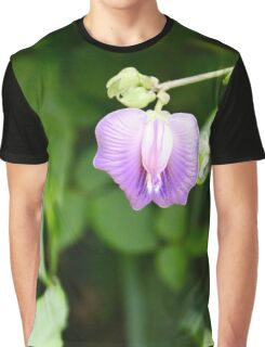 Wild Orchid Graphic T-Shirt