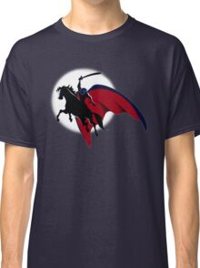 The Horseman in the Moon Classic T-Shirt