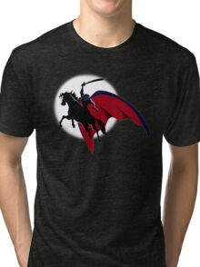 The Horseman in the Moon Tri-blend T-Shirt