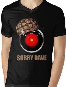 Scumbag Hal Mens V-Neck T-Shirt