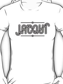 Jacqui ambigram T-Shirt