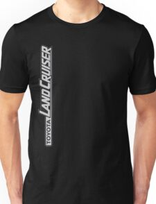 Landcruiser Logo Sideways Unisex T-Shirt