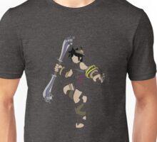 Pixel Silhouette: Dark Pit Unisex T-Shirt