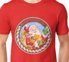 Merry Christmas Santa and Toys Unisex T-Shirt