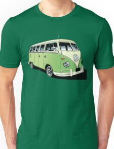 VW Bus Groucho Unisex T-Shirt