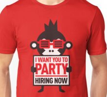 Bira 91 Indian Beer - I Want You To Party bira91 Unisex T-Shirt