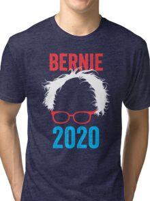 Bernie Sanders 2020 Tri-blend T-Shirt
