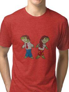 Mullets Tri-blend T-Shirt