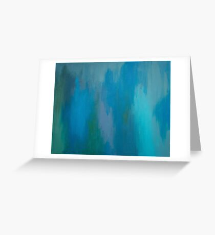 Pacific Trance Greeting Card