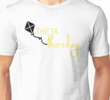 Theta Thursday (ΚΑΘ) Unisex T-Shirt