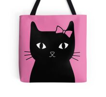 Mrs Kitty Tote Bag
