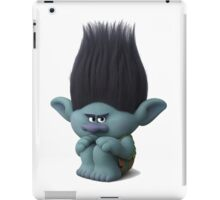 Trolls Branch  iPad Case/Skin