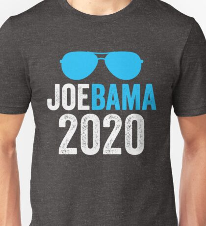 Joebama 2020 Joe Biden Barack Obama Unisex T-Shirt