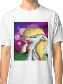 Derpy at Sunset Classic T-Shirt
