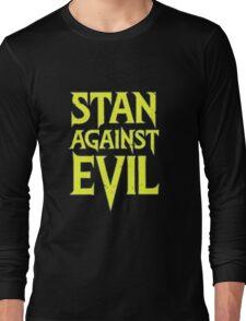 Stan Against Evil Logo Long Sleeve T-Shirt