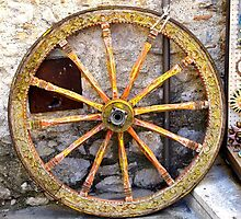 One Wheel From My Waggon by Francis Drake