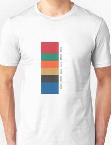 Justice League Series Collection Unisex T-Shirt