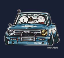Crazy Car Art 0144 Kids Tee