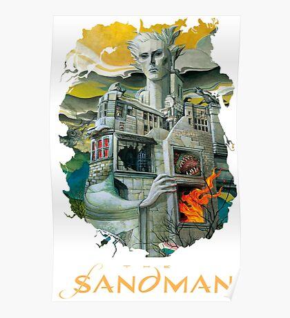 the Sandman house morpheus dream   Poster